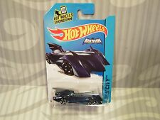 2015 HOT WHEELS ''HW CITY'' #63 = BRAVE & BOLD ,BATMOBILE = BLUE  int.