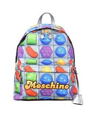 New Rare Limited Candy Crush Moschino Bag Rucksack Designer Cochella Kardashian