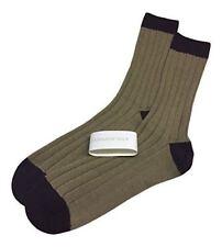 Mens Cashmere Colour Block Sock 85 Cashmere 15 Nylon