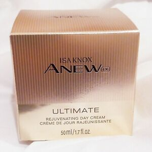 Avon Isa Knox Anew LX Ultimate Rejuvenating Day Cream 1.7 oz