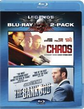 Chaos / The Bank Job [New Blu-ray] 2 Pack