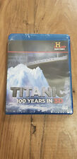 TITANIC 100 YEARS IN 3D 2012(3D Blu-ray) brand new sealed
