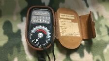 Vintage Weston Master II Universal Exposure Meter
