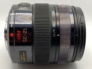 Panasonic Lumix G X Vario 12-35mm F/2.8 Power O.I.S Lens