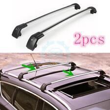 Aluminium Roof Rack Cross Bar Trim For BMW X1 10-16 X3 04-16 X4 13-16 MINI 06-16