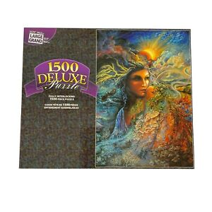 Spirit of the Elements 1500pcs Deluxe Puzzle Casse-Tete Mega Jigsaw Sealed NEW