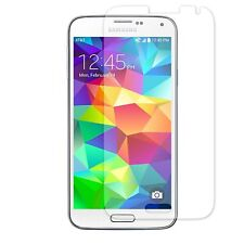 5x QUALITY CLEAR SCREEN PROTECTOR GUARD SAVER FILM COVER FOR SAMSUNG GALAXY S5 V