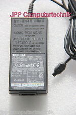ORIGINAL Toshiba 3010CT Netzteil AC Adapter Ladegerät Kabel Power Supply PORTEGE