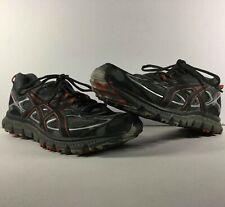 Asics Gel-Scram 3 T6K2N Men's Size 10 Black Camo Running Training Jogging Shoes