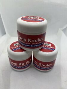 Haitian Gres Koulev And Gres Cacao Male Enlargement Oil