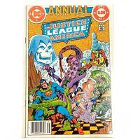 Justice League of America Annual #1 DC Comics 1983 NM