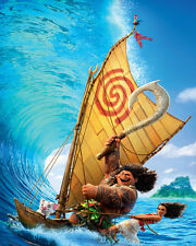 Disney Moana cartoon movie 8X10 photo PICTURE 20