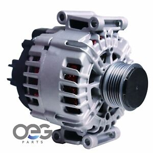 New Alternator For Audi A5 Quattro V6 3.2L 08-10 06E903016Q 06E903016QX TG14C018