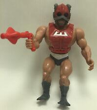 (Complete) 1980's MOTU Zodac He-Man Masters of the Universe Heman