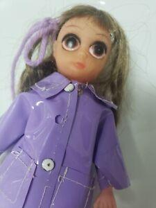 Vintage Susie Sad Eyes Slicker big eyes