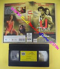 VHS film U TURN INVERSIONE DI MARCIA 1999 COLUMBIA CC 72102 120 min (F3)no dvd