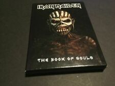 The Book of Souls [Deluxe Edition] by Iron Maiden (CD, Sep-2015, 2 Discs,... New