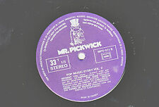 "33T POP MUSIC STORY VOL 2 LP 12"" TUBES CRAZY HORSES CECILIA ANGEL -PICKWICK 011"