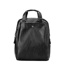 Lady Genuine Leather School Shoulder Bag Women Travel Backpack Rucksack Handbag
