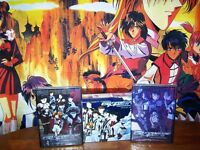 Gunparade March Vol 1,2,3 LE Metal Case Brand New Complete Collection Anime DVD