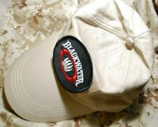 IRAQ TROPHY GREEN ZONE US EMBASSY PRIVATE SECURITY CONTRACTOR BSC Ball Cap logo