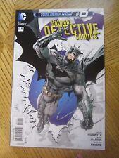 Detective Comics #  0 DC Comics New 52 November 2012 Tony S. Daniel            1