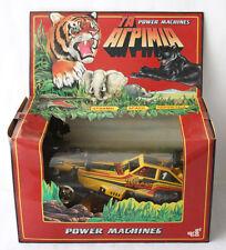 RARE VINTAGE 1986 THE ANIMAL AGRIMIA POWER MACHINES THE APACHE EL GRECO NEW MIB!