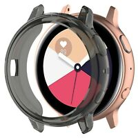 Disscool TPU Case Cover for Samsung Galaxy Watch Active 2 40mm(SM-R830), Soft...