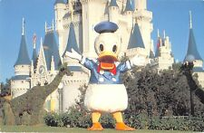 Br56669 Donald Duck mot the offical host of the Magic Kingdom