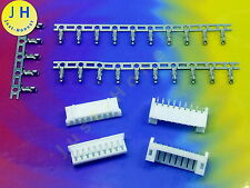 Kit 2x hembra + conector 9 polos + crimpkontakte Connector 2mm PCB abgewink #a1590