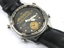 Gents Casio AW-600 Vintage Ana/Digi Watch