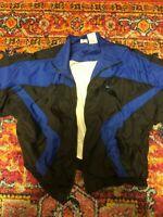 Vintage Nike Windbreaker Jacket Royal Blue Jordan M 90s 00s