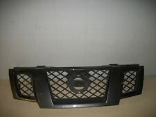NISSAN FRONTIER GRILLE 09 10 11 12   2009 2010 2011 2012 GREY USED