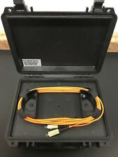 Corning PTF-100M-6P3939 Portable Test Fiber Box, MM 62.5 µm fiber, SC to SC 100m