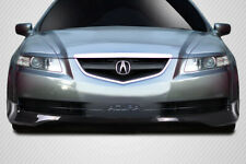 04-06 Acura TL Aspec Look Carbon Fiber Front Bumper Lip Body Kit!!! 115428