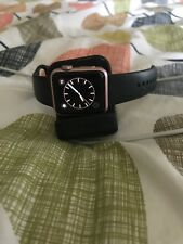 Apple watch Series 1 38mm Rose Gold