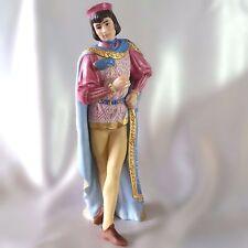 Lenox Romeo Figurine from Romeo & Juliet Legendary Princess Collection Mint