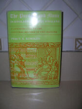 The Puritans and Music in England and New England by Percy Scholes 1969 HC/DJ !!