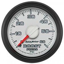 "Auto Meter Factory Match Mechanical Boost Gauge 8505 2-1/16""  0-60 PSI Dodge"
