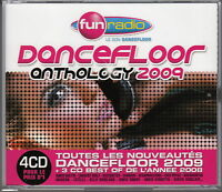 Compilation ‎4xCD Dancefloor Anthology 2009 - France (M/M)