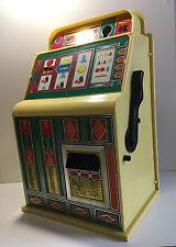 jouet ancien vintage 70's MACHINE A SOUS Bandit Manchot  FRANCE JOUET
