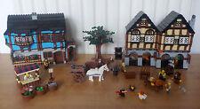 Lego 10193 mercado pueblo medieval-Conjunto retirado
