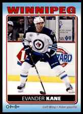 2012-13 O-Pee-Chee Stickers Evander Kane #S-100