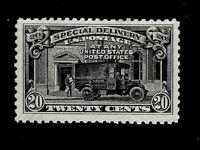 US  Sc# E 19 20 c Special Delivery  Mint NH - Crisp Color - Centered