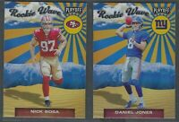 2019 Panini Playoff ROOKIE WAVE Insert RCs Complete Your Set - You Pick!
