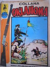 Collana OKLAHOMA n°3 1972 ed. BLU    [G314]