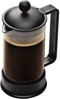Bodum Brazil French Press Coffee and Tea Maker,12 Ounce Black