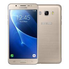 NEUF SAMSUNG GALAXY J5 2016 SM-J510FN DORÉ DÉBLOQUÉ SMARTPHONE 16GO
