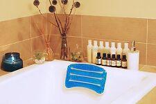 Spa Bath Pillow Soft Gel Tub Shower Suction Cups Bathtub Shampoo Soap Bar Head