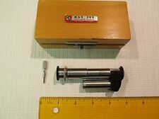Carl Zeiss No. 368496 Gemological Spectroscope and box from Max Erb Instuments